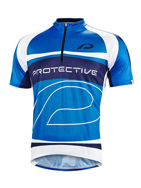 Protective Matthew - Maillot manches courtes Homme - bleu